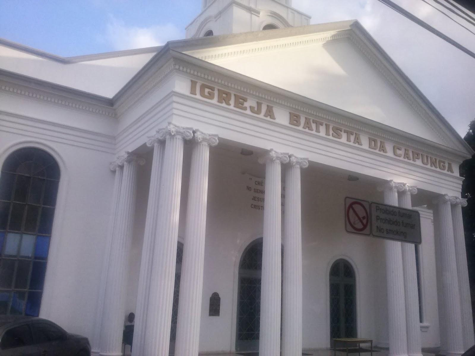 Igreja Batista da Capunga - Recife