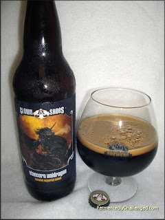 Clown Shoes Blaecorn Unidragon Russian Imperial Stout