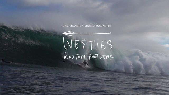 WESTIES EPISODE 2 JAY DAVIES SHAUN MANNERS