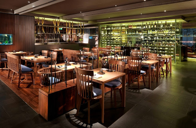 Goodyfoodies tatsu japanese cuisine intercontinental kl for O bar private dining room