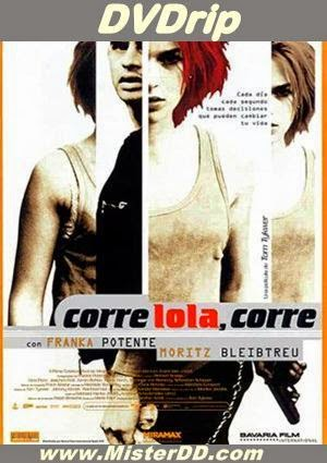 Corre, Lola, corre (1998) [DVDRip]