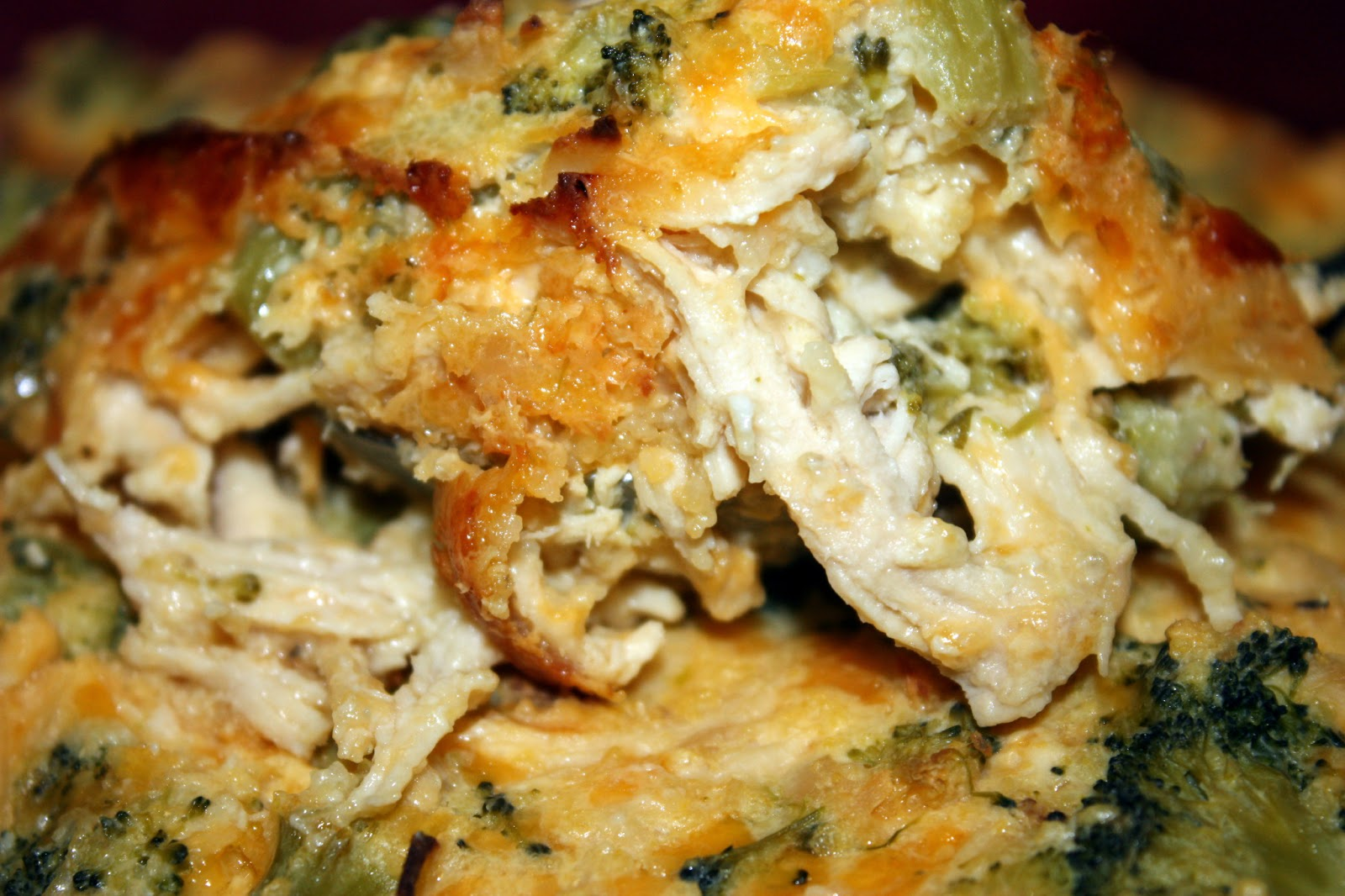 Gracefully Gluten Free: Chicken Broccoli Casserole