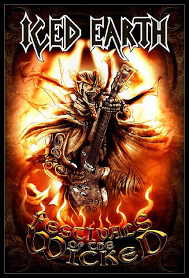 Iced Earth &ndash; Festivals Of The Wicked (2011) (DVD1) [DVD-9]