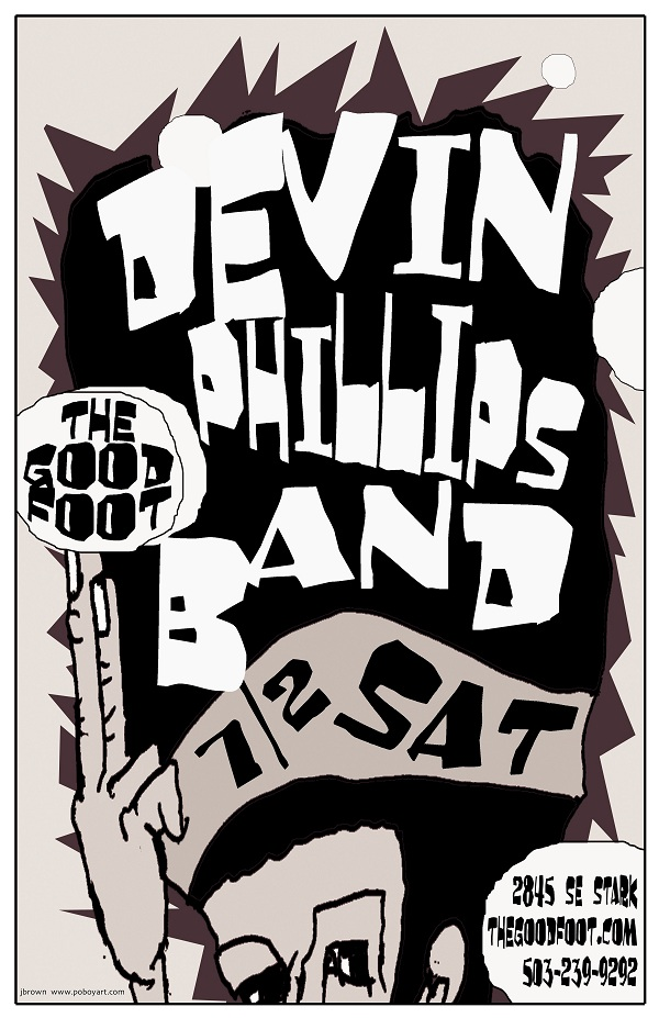 Win Tickets: Devin Phillips Band @ The Goodfoot | Jazz, Funk Quintet