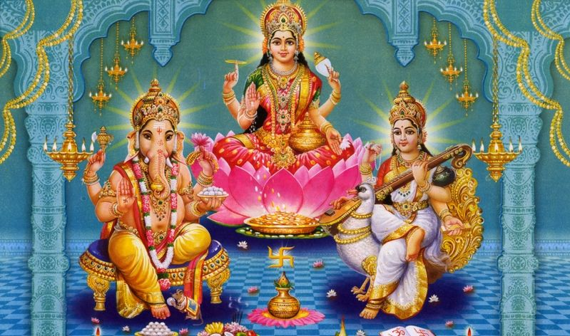 Hindu Devotional Blog