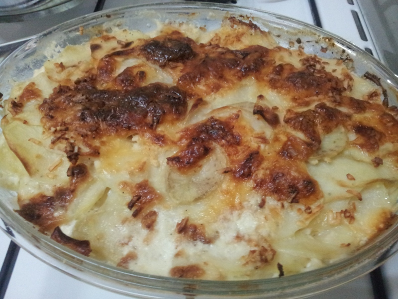 potato gratin gordon ramsay
