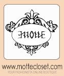 Motte Closet Website