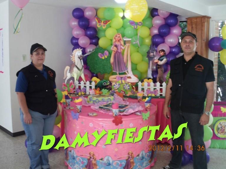 Decoracion De Rapunzel Para Fiestas Infantiles ~ para sus fiestas Infantiles Fiesta de Rapunzel de Enredados 11 de