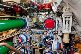 музей подводная лодка полярный
