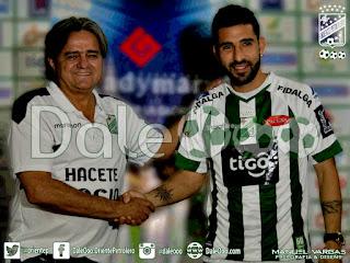 Oriente Petrolero - José Ernesto Keko Álvarez - Emiliano Romero - DaleOoo.com web del Club Oriente Petrolero