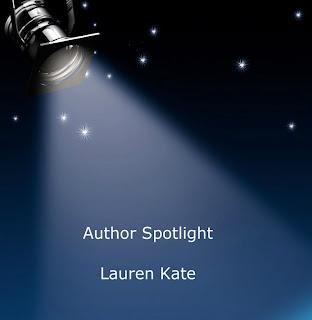 Lauren Kate Author Spotlight and Giveaway