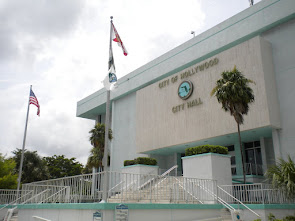City of Hollywood City Hall, September 2016, Hallandale Beach Blog