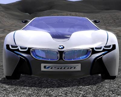 My Sims 3 Blog: 2009 BMW EfficientDynamics Concept by Fresh-Prince
