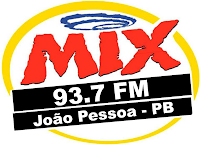 Rádio Mix FM de João Pessoa ao vivo, a melhor rádio jovem do Brasil