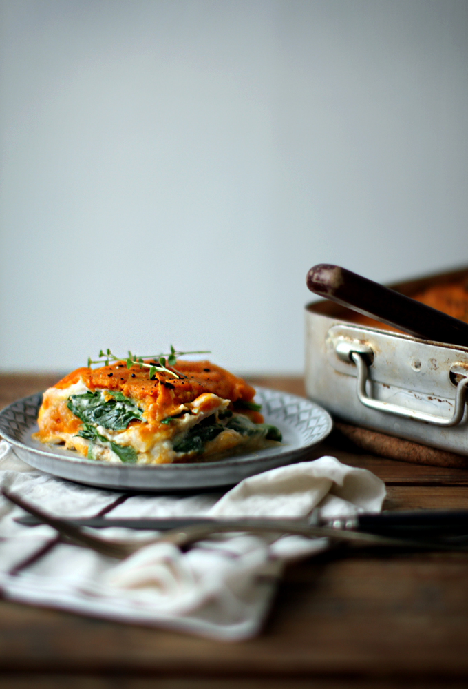 Butternut Squash Lasagna - My New Roots