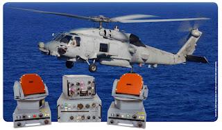 Вертолетная радиостанция AN/ARQ-59 CDL Hawklink-канала связи