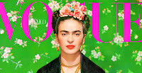 The Famous Vogue Cover of Frida!