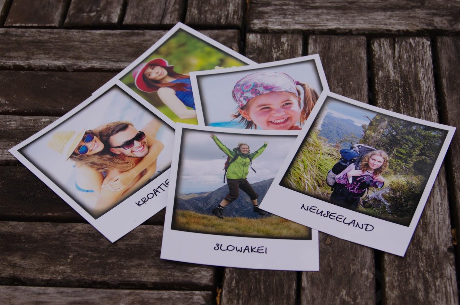 Fotogruesse diy fotohalter f r fotos sowie namensk rtchen for Fotogeschenke diy