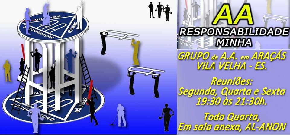 Grupo de AA em Araçás, Vila Velha-ES