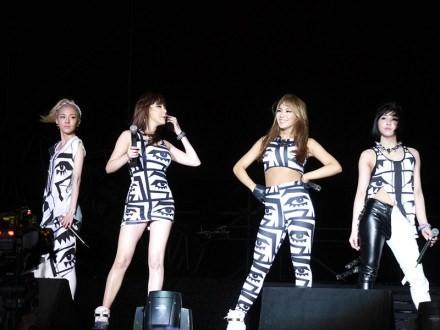 2NE1, Son Dam Bi