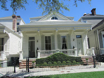 New Orleans Shotgun Style House Plans