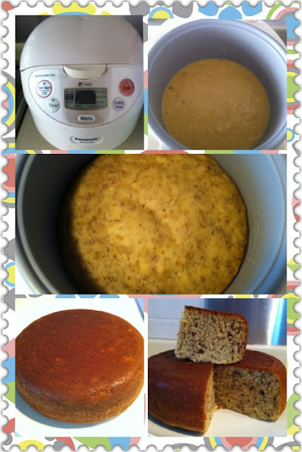 Tefal rice cooker cake recipes