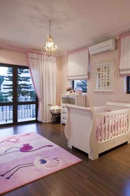 Habitaciones para beb ni a dormitorios colores y estilos - Decoracion habitacion ninas ...