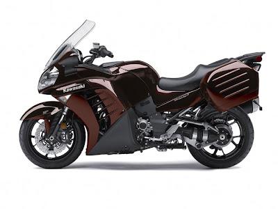 2012 Kawasaki Concours 14 ABS