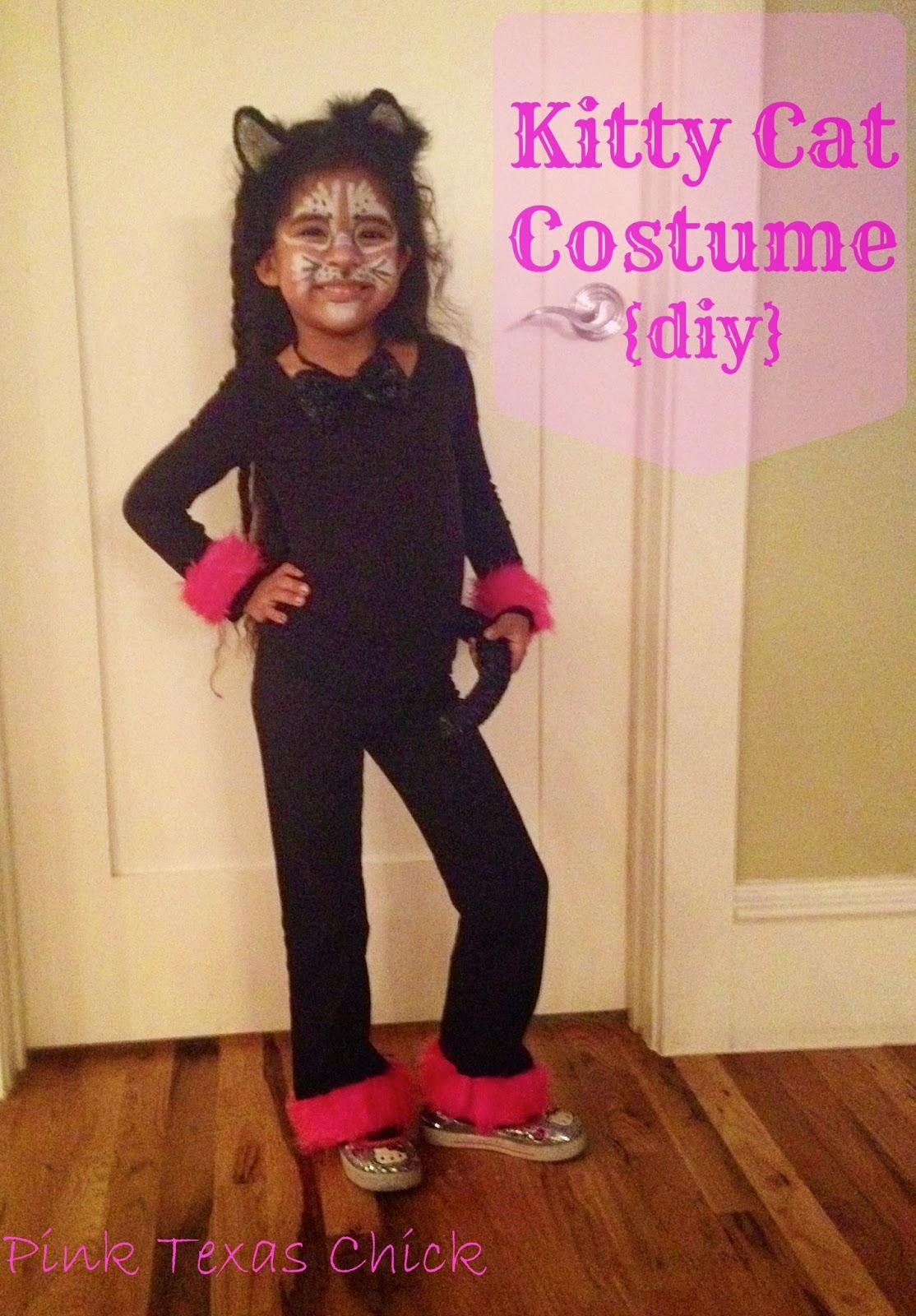 Kitty Cat Costume Toddler Girls Sassy Cat Costume Sc 1 St