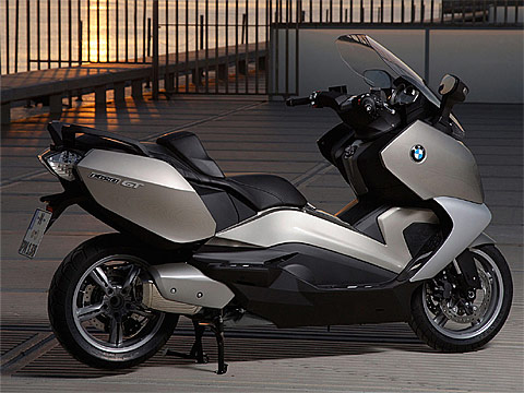 2012 BMW C650 GT Scooter pictures - 480x360 pixels