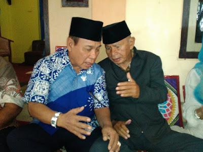 Sekilas Perjuangan  H. Fauzi Si'in Pendiri Kota Sungai Penuh
