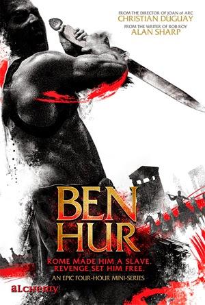 Ben Hur 2010 poster