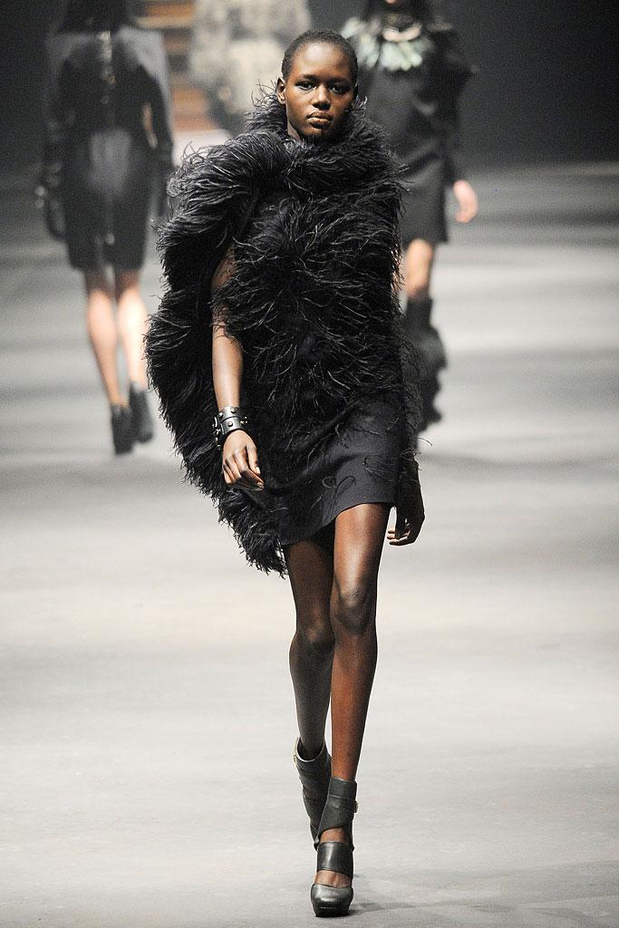 via fashioned by love | Lanvin Fall/Winter 2010