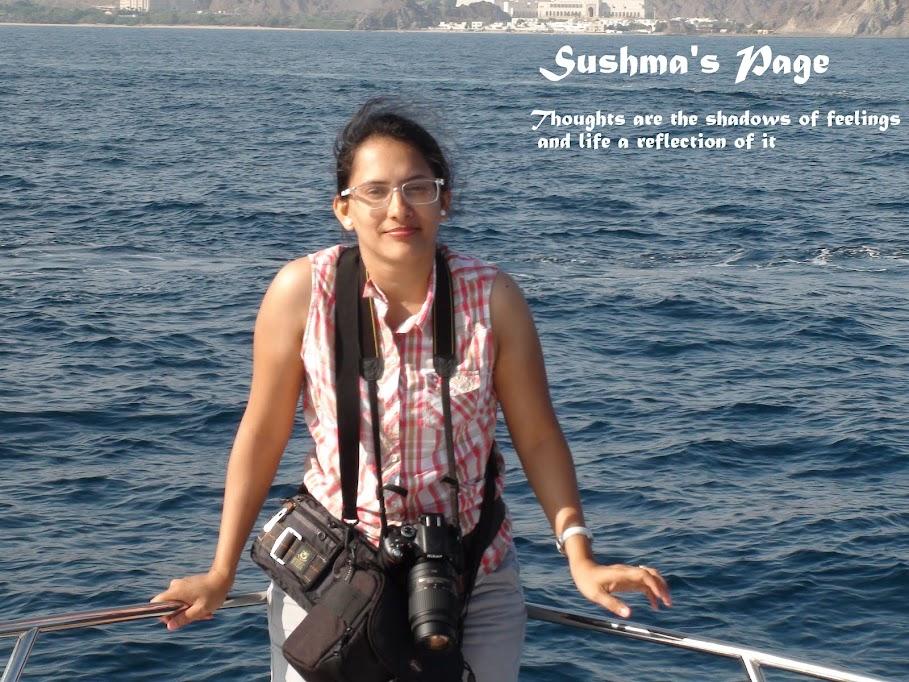 Sushma's Page