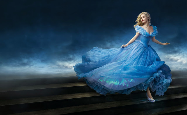 Lilly James Cinderella MAC