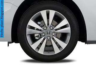 Honda accord car 2013 tyres/wheels - صور اطارات سيارة هوندا اكورد 2013