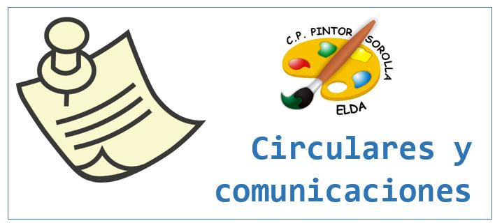 CIRCULARES Y COMUNICACIONES