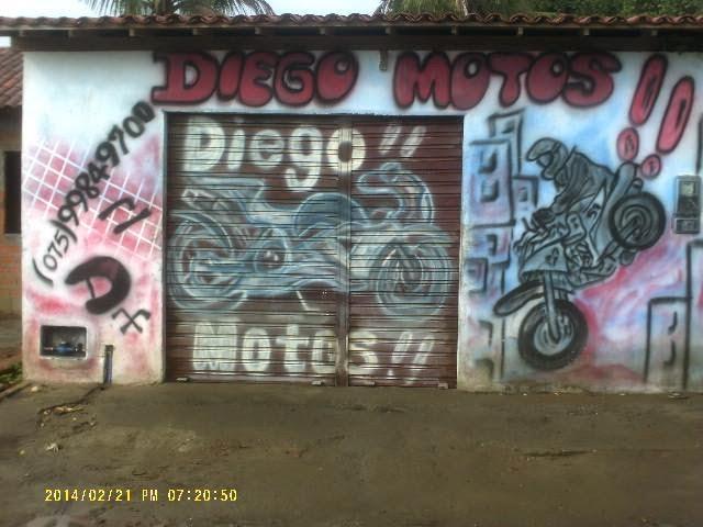 Oficina e mecânica de Motos