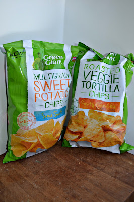Hezzi-D's Books and Cooks: Green Giant has a Giant Surprise: New Veggie Chips!
