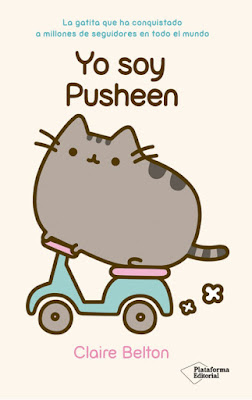 LIBRO - Yo Soy Pusheen : Claire Belton (Plataforma Neo - 8 septiembre 2015) | Comprar