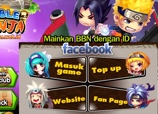trik cara bemain bubble ninja indonesia