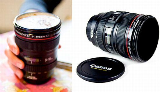 Online shop barang unik jual mug lensa canon dan nikon for Canon photo lens mug