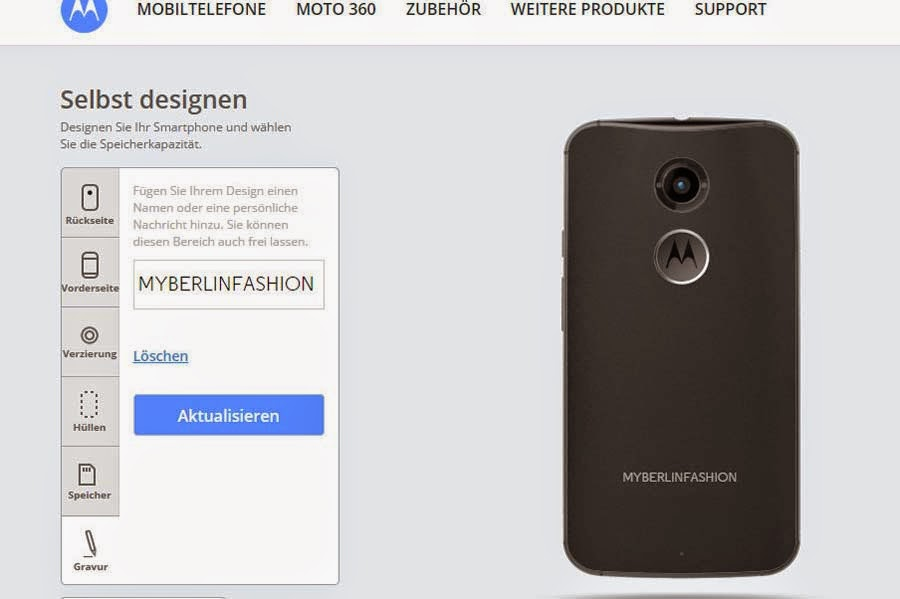myberlinfashion motorola smartphone