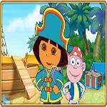 لعبة دورا وكنز القراصنة