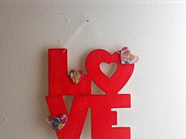 Love Sign DIY