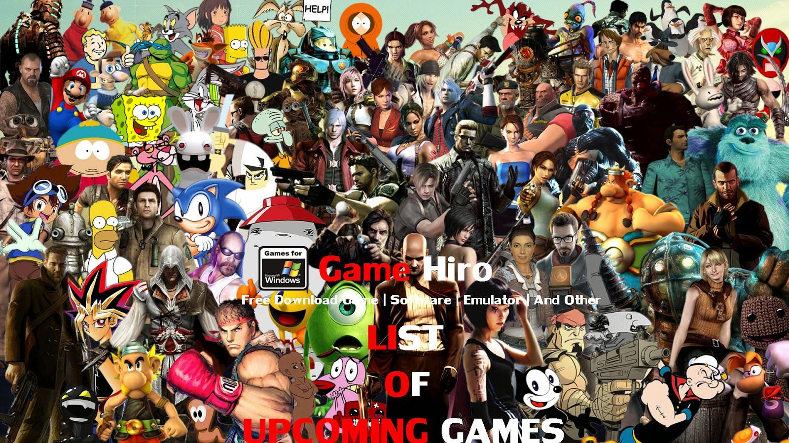 upcoming games game hiro