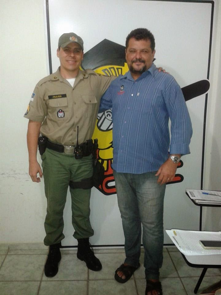SARGENTO JEAZIR PIMENTEL !