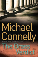 Book cover of The Brass Verdict by Michael Connelly