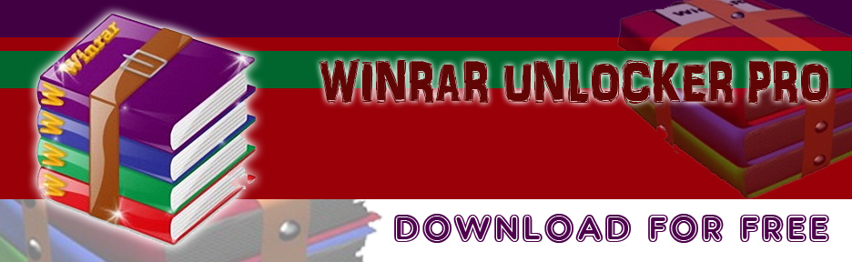 Download Winrar Unlocker Pro Free