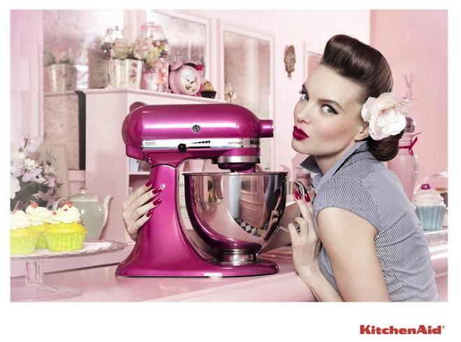 Kitchen Aid - photo: Michèle Bloch-Stuckens